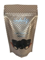 Dark Chocolate Covered Almonds In Resealable Snack Pouch 4.5 oz.