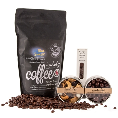 Coffee Lovers Christmas Basket
