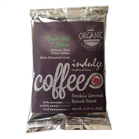 Push The Train French Roast Ground Organic Coffee - Single Pot Pack