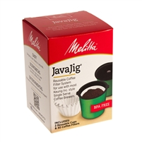 Melitta Java Jig reuseable K-Cup coffee filter system