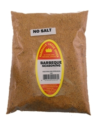 BBQ, Barbeque Seasoning No Salt, 44 Ounce, Refill
