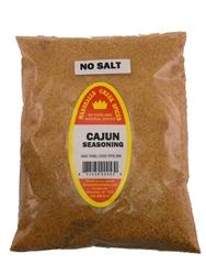 Cajun No Salt Seasoning, 44 Ounce, Refill