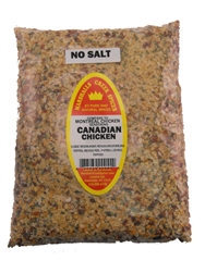 Canadian Ckicken No salt Seasoning 44 Ounce, Refill