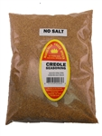 Family Size Refill Marshalls Creek Spices Creole No Salt Seasoning, 44 Ounce