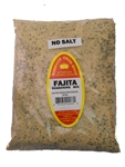 "Family Size Refill Marshalls Creek Spices Fajita No salt Seasoning, 44 Ounceâ""€"