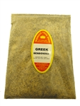 Family Size Refill Marshalls Creek Spices Greek No Salt Seasoning, 44 Ounce