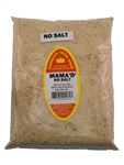 Family Size Refill Marshalls Creek Spices Mama D No Salt Seasoning, 44 Ounce