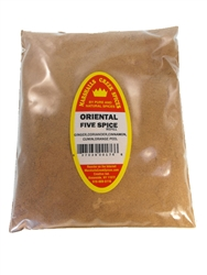 Family Size Refill Marshalls Creek Spices Oriental Five Spice Seasoning, 40 Ounce