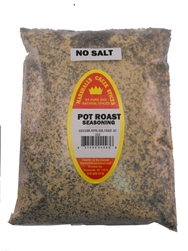 Pot Roast No Salt Seasoning, 44 Ounce, Refill