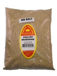 Poultry No Salt Seasoning, 44 Ounce, Refill