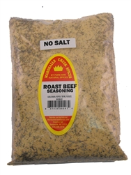 Family Size Refill Marshalls Creek Spices Roast Beef No Salt Seasoning, 44 Ounce