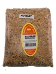 Family Size Refill Marshalls Creek Spices Sausage No Salt Seasoning, 44 Ounce