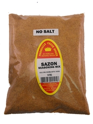 Family Size Refill Marshalls Creek Spices Sazon With Annato No SaltSeasoning, 44 Ounce