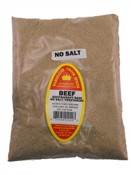Soup & Gravy Boost, Beef, No Salt, Vegetarian Seasoning, 40 Ounce, Refill
