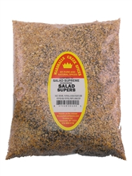 Salad Superb Seasoning (Compare To Salad Supreme), 60 Ounce, Refill