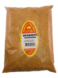 Spaghetti Seasoning, 60 Ounce, Refill