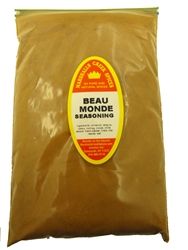 Family Size Refill Marshalls Creek Spices Beau Monde Seasoning, 40 Ounce