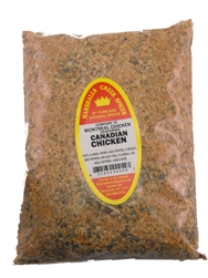 Canadian Chicken Seasoning (Compare to Montreal Seasoning), 60 Ounce, Refill