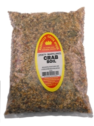 Family Size Refill Marshalls Creek Spices Crab Boil Seasoning, 60 Ounce