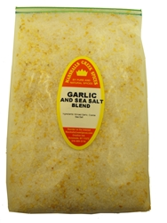 Garlic And Sea Salt Blend Seasoning, 72 Ounce, Refill