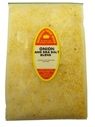 Onion And Sea Salt Blend Seasoning, 72 Ounce, Refill