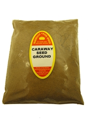 Family Size Refill Marshalls Creek Spices Caraway Seed Ground Seasoning, 32 Ounce