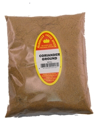 Family Size Refill Marshalls Creek Spices Coriander Ground Seasoning, 24 Ounce
