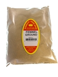 Family Size Refill Marshalls Creek Spices Fennel Ground Seasoning, 32 Ounce