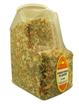 VEGETABLE FLAKES  3 LB. RESTAURANT SIZE JUG Ⓚ