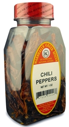 CHILI PEPPERS WHOLE Ⓚ