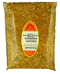 CANADIAN CHICKEN SEASONING REFILL, (COMPARE TO MONTREAL SEASONING ®)Ⓚ