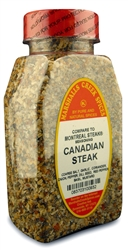 CANADIAN STEAK SEASONING, (COMPARE TO MONTREAL SEASONING ®)Ⓚ