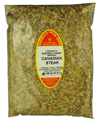 CANADIAN STEAK SEASONING REFILL, (COMPARE TO MONTREAL SEASONING ®)Ⓚ
