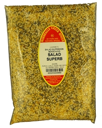 SALAD SUPERB SEASONING NO SALT REFILLⓀ