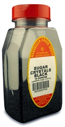 SUGAR CRYSTALS  BLACKⓀ