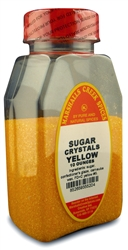SUGAR CRYSTALS YELLOWⓀ
