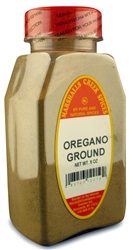 OREGANO GROUNDⓀ