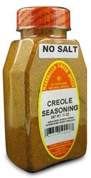 CREOLE SEASONING NO SALTⓀ