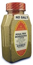 POULTRY SEASONING NO SALTⓀ