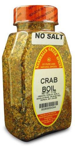 Crab Boil Seasoning No Salt