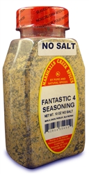 FANTASTIC 4 SEASONING NO SALTⓀ