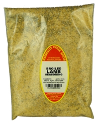BROILED LAMB SEASONING NO SALT REFILLⓀ