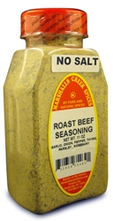 ROAST BEEF SEASONING NO SALTⓀ
