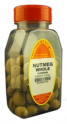 NUTMEG WHOLE 6 OZ.Ⓚ