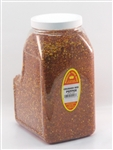 CRUSHED RED PEPPER 5 LB. RESTAURANT SIZE JUGⓀ