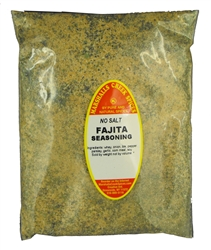 FAJITA SEASONING NO SALT REFILL