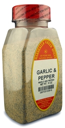 GARLIC AND PEPPERⓀ