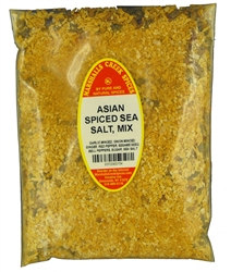 LOW SALT, ASIAN SPICED SEA SALT MIX REFILLⓀ
