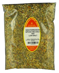 LOW SALT, MEDITERRANEAN SPICED SEA SALT MIX REFILLⓀ