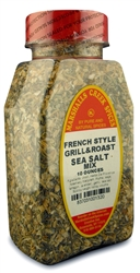 LOW SALT, FRENCH STYLE GRILL & ROAST RUB WITH SEA SALTⓀ